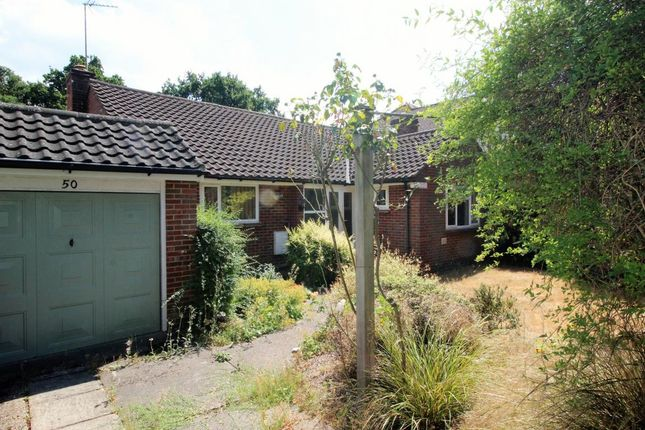 Thumbnail Bungalow for sale in Chobham Road, Frimley