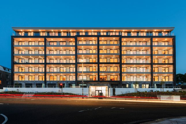 Thumbnail Flat for sale in Peirson House, Notte Street, Barbican, Plynmouth