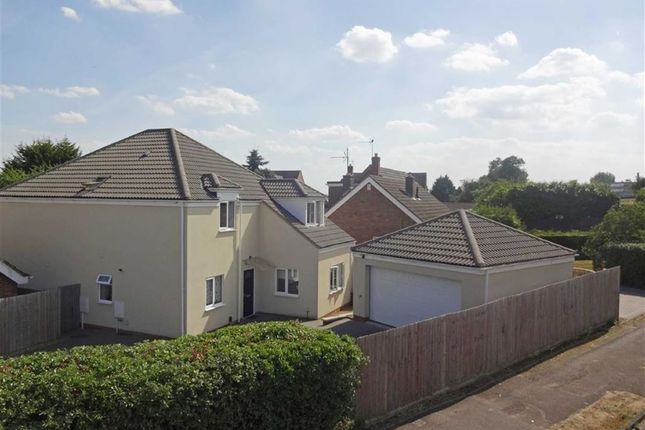 Thumbnail Detached house for sale in Brickhill Road, Wellingborough