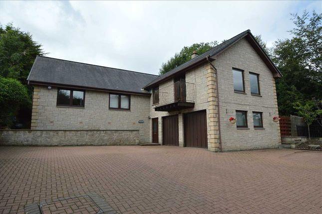 Detached house for sale in Lanark Road, Crossford, Carluke
