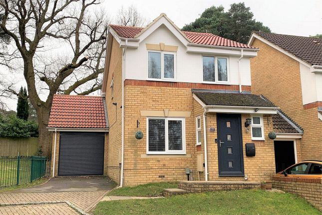 3 bed link-detached house for sale in Heathside Park, Camberley, Surrey GU15
