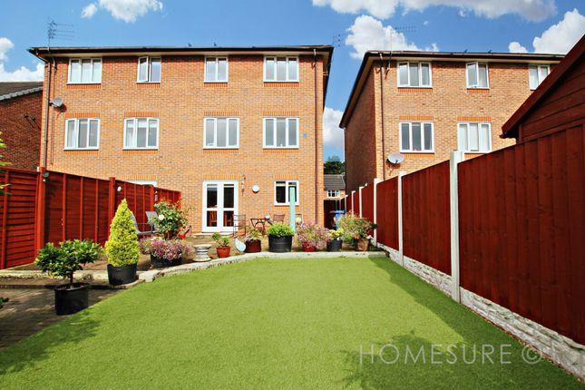 Thumbnail Semi-detached house for sale in Tavington Road, Halewood Village, Liverpool