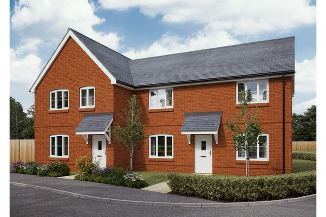 Thumbnail Semi-detached house for sale in Plot 54 Lea Meadow, Sonning Common, Berkshire