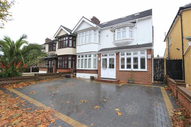 Thumbnail Semi-detached house for sale in Upney Lane, Barking, Essex