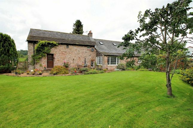 Thumbnail Detached house for sale in The Mill, Millhouse, Hesket Newmarket, Cumbria