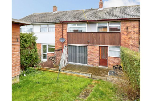 Thumbnail Town house for sale in Morland Road, Sheffield