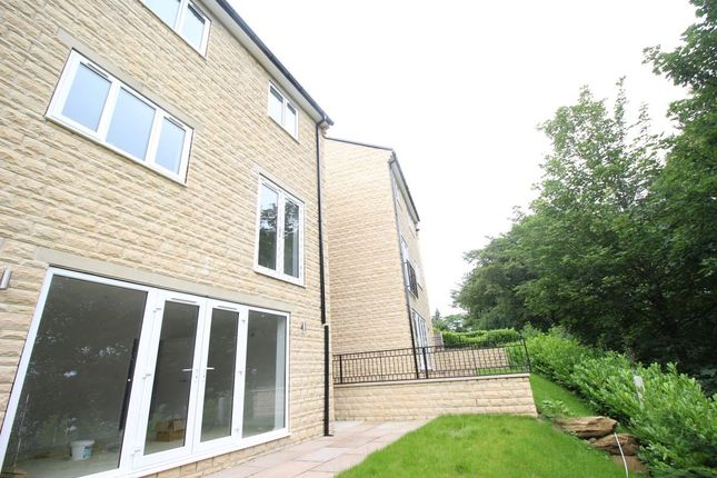 Thumbnail Detached house for sale in Plantation Fold, Oakworth, Keighley
