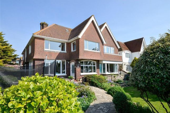 Thumbnail Detached house for sale in West Parade, Worthing, West Sussex