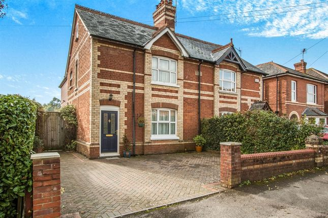 Thumbnail Semi-detached house for sale in Kings Road, Blandford Forum