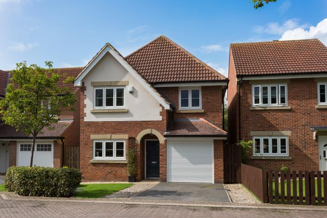 Thumbnail Detached house for sale in Lady Kell Gardens, Haxby, York