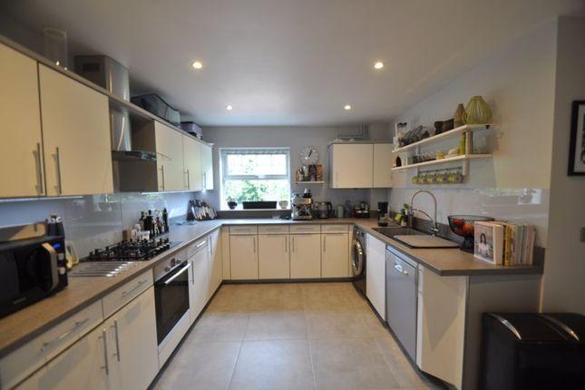 Kitchen of Ulric House, Waleron Road, Elvetham Heath, Fleet GU51