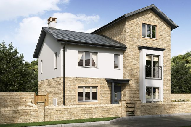 "Thumbnail Detached house for sale in ""The Murano"" at Beckford Drive, Lansdown, Bath"