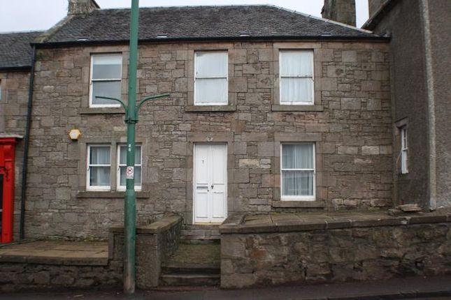 Thumbnail Town house to rent in Main Street, Carnwath, Lanark
