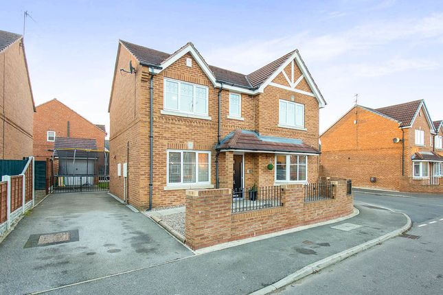 Thumbnail Detached house for sale in Gleneagles Drive, Normanton