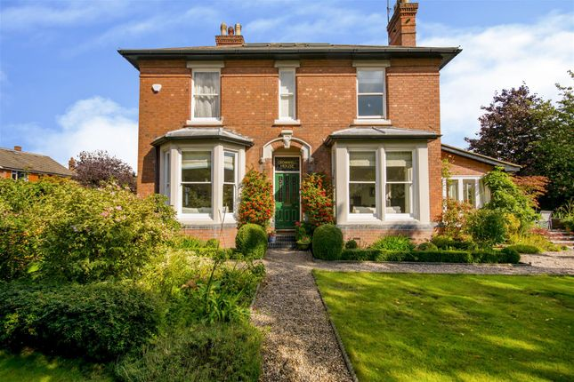 Thumbnail Detached house for sale in Cromwell Road, Beeston, Nottingham