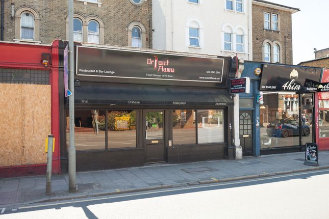 Thumbnail Restaurant/cafe for sale in London Road, Kingston