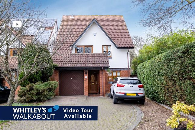 Thumbnail Detached house for sale in Wren Drive, West Drayton, Middlesex