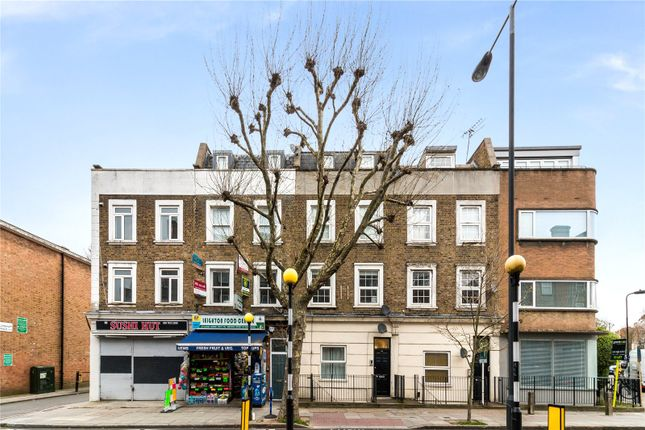 Thumbnail End terrace house for sale in Leighton Road, London