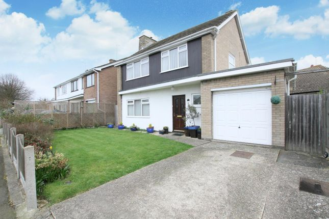 Thumbnail Detached house for sale in Swalecliffe Road, Whitstable