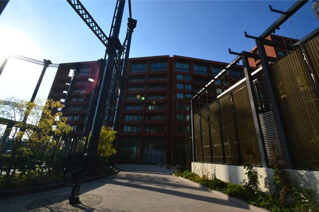 Thumbnail Flat for sale in Tapestry Apartments, Canal Reach, King's Cross, London