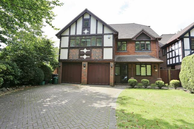 Thumbnail Detached house for sale in Southill Road, Chislehurst