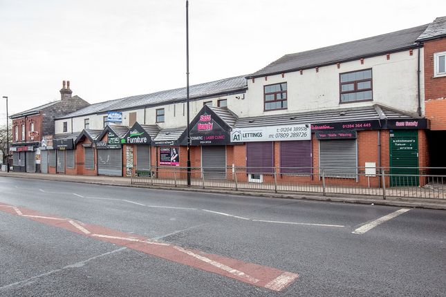 Retail premises for sale in Derby Street, Bolton