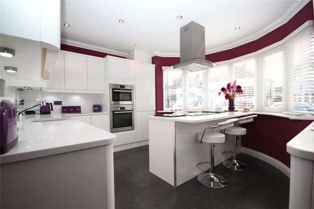 Thumbnail Semi-detached house for sale in Swanley Road, Welling, Kent