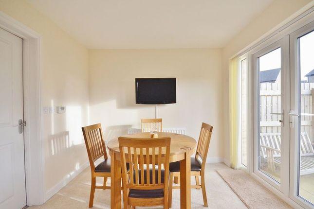 Dining Room of Elder Drive, Stainburn, Workington CA14
