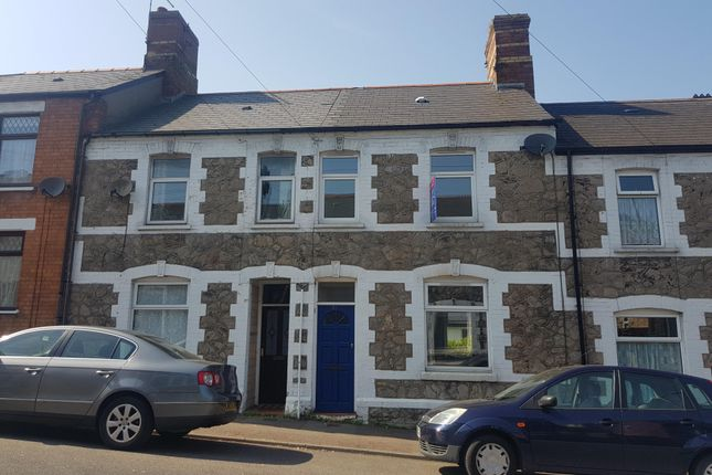 Thumbnail Property to rent in Church Road, Barry