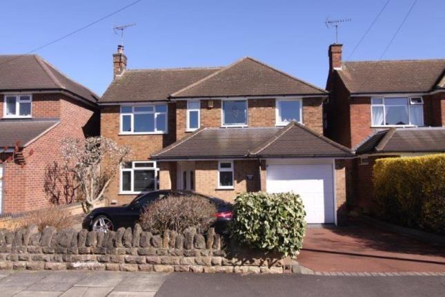 Thumbnail Detached house for sale in Balmoral Drive, Bramcote, Nottingham, Nottinghamshire