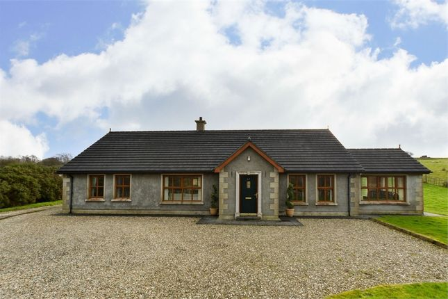 Thumbnail Detached bungalow for sale in 67 Aghafad Road, Dunamanagh, Strabane, County Tyrone