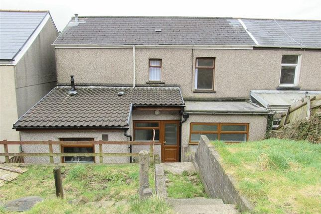 Thumbnail Semi-detached house to rent in Ardwyn Terrace, Penrhiwfer Road, Penrhiwfer, Tonypandy