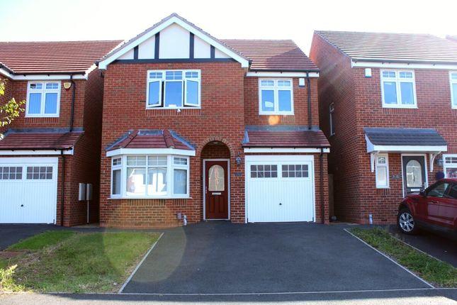 Thumbnail Detached house for sale in Dove Close, Birmingham