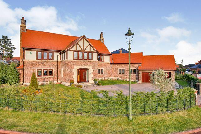 Thumbnail Detached house for sale in Black Wood, Wynyard, Billingham