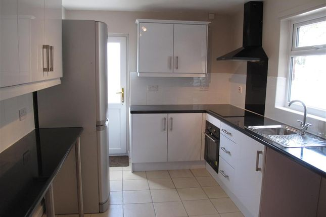 Thumbnail Terraced house to rent in Brierley Street, Crewe