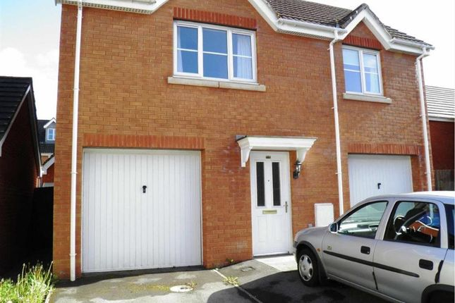Thumbnail Property to rent in Watkins Square, Llanishen, Cardiff
