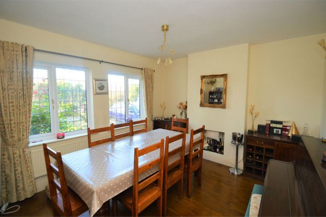 Thumbnail Detached house for sale in Nottingham Road, Coleorton, Coalville, Leicestershire