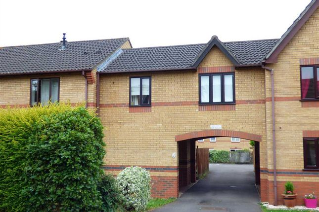 Thumbnail Flat for sale in Lewis Way, Chepstow
