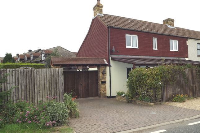 Thumbnail Semi-detached house for sale in Bury Hill, Potton