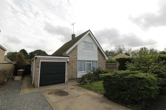 Thumbnail Detached house to rent in Fairfax Way, Deeping Gate, Peterborough