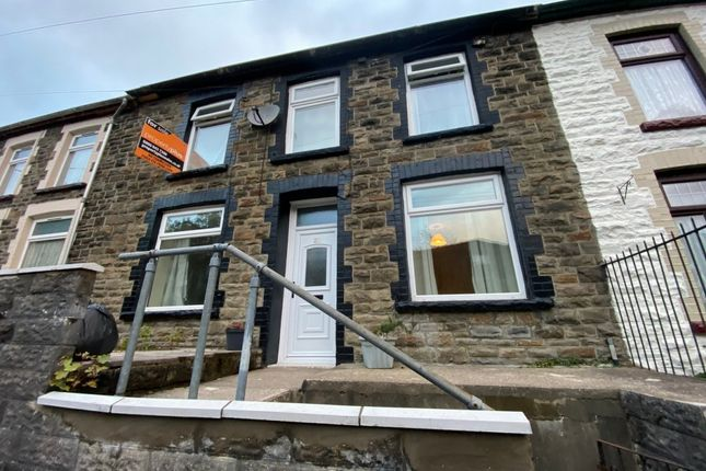 Thumbnail Terraced house for sale in Shady Road, Gelli -, Gelli