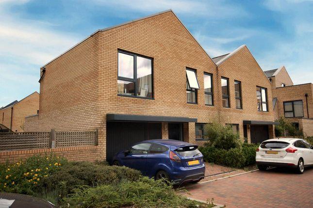 Thumbnail Semi-detached house to rent in Ellis Road, Trumpington, Cambridge