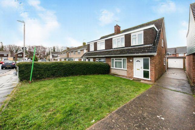 Thumbnail Semi-detached house for sale in Salisbury Road, Canterbury, Kent