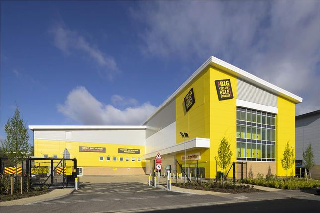 Warehouse to let in Big Yellow Self Storage Guildford Central, Woodbridge Meadows, Guildford, Surrey