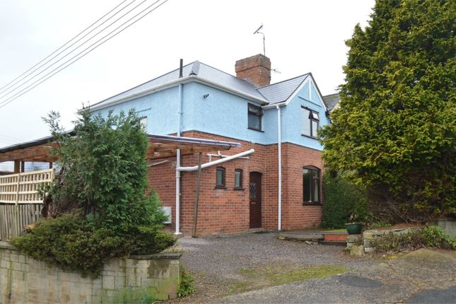 Thumbnail Semi-detached house for sale in Uplands, Stroud, Gloucestershire