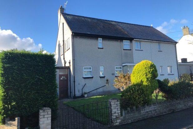 Thumbnail Property to rent in Maes Gwydryn, Abersoch, Pwllheli