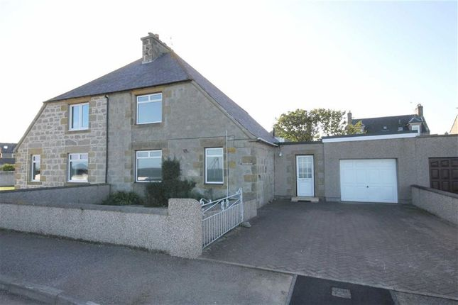 Thumbnail Semi-detached house for sale in Commerce Street, Lossiemouth