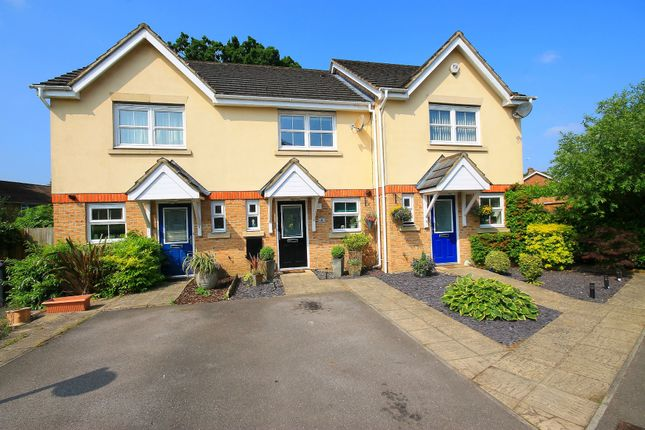 Thumbnail Terraced house for sale in Kings Mews, Frimley Green, Camberley