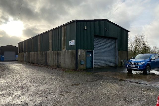 Industrial to let in Donkhill, Catton