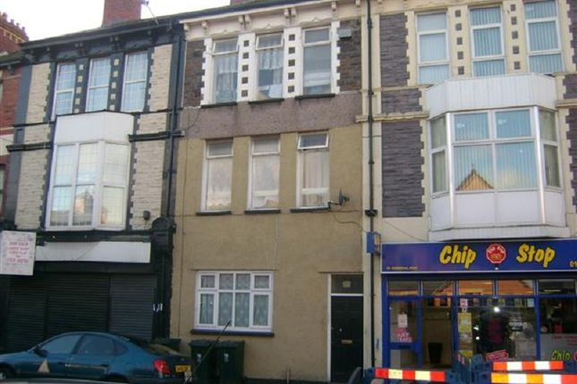 Thumbnail Terraced house for sale in Commercial Road, Newport, Gwent.